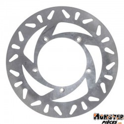 DISQUE DE FREIN MAXISCOOTER ADAPTABLE APRILIA 125 ATLANTIC 2003> AV, 250 ATLANTIC 2003> AV GRIMECA (EXT 240mm, INT 105 mm, 5 TRO