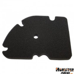MOUSSE FILTRE A AIR MAXISCOOTER ADAPTABLE PIAGGIO 125 HEXAGON LX4 4T 1998>1999, LIBERTY 1998>2001, ET4 1996>1998, LX 1998>1999 S