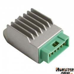 REGULATEUR 50 A BOITE ADAPTABLE DERBI 50 SENDA 1994>2005, GPR 1997>2005 (5 FICHES, R.O. 00H01004841)  -SELECTION P2R-