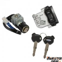 CONTACTEUR A CLE MAXISCOOTER ADAPTABLE HONDA 125 PCX 2010>  -P2R-