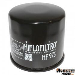 FILTRE A HUILE MAXISCOOTER HIFLOFILTRO POUR SUZUKI 650 BURGMAN 2003>2012 (68x65mm) (HF975)