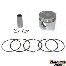 PISTON CYCLO ADAPTABLE HONDA DAX 50 SKYTEAM (DIAM 39mm)  -SELECTION P2R-