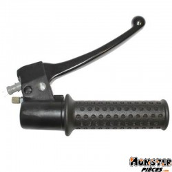 POIGNEE DE GAZ SCOOT ADAPTABLE PIAGGIO 50 NRG 1994>1996, NTT 1994>1996  -DOMINO ORIGINE-