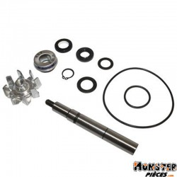 KIT REPARATION POMPE A EAU MAXISCOOTER ADAPTABLE KYMCO 500 XCITING (KIT)  -SELECTION P2R-