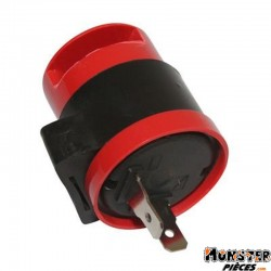 CENTRALE CLIGNOTANT SCOOT ADAPTABLE MBK 50 BOOSTER 2004>-YAMAHA 50 BWS 2004>