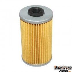 FILTRE A HUILE MAXISCOOTER ADAPTABLE KYMCO 125 DINK 2006>, GRAND DINK 2001>  -SELECTION P2R-