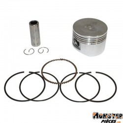 PISTON MAXISCOOTER ADAPTABLE SCOOTER 125 CHINOIS 4T GY6 152QMI (DIAM 52)  -SELECTION P2R-