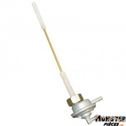 ROBINET ESSENCE MAXISCOOTER ADAPTABLE HONDA 125 SH, DYLAN 4T (M16x150)  -SELECTION P2R-