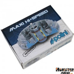 VARIATEUR MAXISCOOTER POLINI HI-SPEED EVOLUTION POUR YAMAHA 500 TMAX 2001>2011 (241.696)