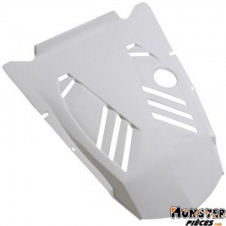 PASSAGE DE ROUE SCOOT MTKT POUR KEEWAY 50 MATRIX RACING BLANC