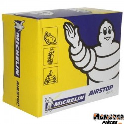 CHAMBRE A AIR 16''  90-100-16 MICHELIN RSTOP REINF VALVE TR4 (CROSS)