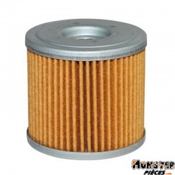 FILTRE A HUILE MAXISCOOTER HIFLOFILTRO POUR KYMCO 125 DOWNTOWN, 125 SUPER-DINK, 300 DOWNTOWN, 300 PEOPLE-KAWASAKI 300 J 2014> (H