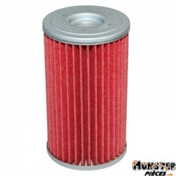 FILTRE A HUILE MAXISCOOTER HIFLOFILTRO POUR KYMCO 125 DINK 2006>, GRAND DINK 2001> (44x79mm) (HF562)