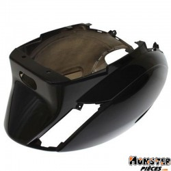 CARENAGE-COQUE AR SCOOT ADAPTABLE PIAGGIO 50 ZIP SP NOIR BRILLANT (PAIRE)