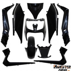 CARROSSERIE-CARENAGE MAXISCOOTER ADAPTABLE YAMAHA 125 XMAX 2006>2009-MBK 125 SKYCRUISER 2006>2009 A PEINDRE (KIT 10 PIECES)  -P2