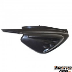 CARENAGE-COQUE AR SCOOT ADAPTABLE MBK 50 BOOSTER NG, ROCKET-YAMAHA 50 BWS BUMP, SPY NOIR BRILLANT GAUCHE