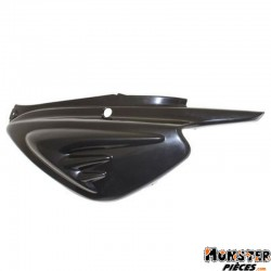 CARENAGE-COQUE AR SCOOT ADAPTABLE MBK 50 BOOSTER NG, ROCKET-YAMAHA 50 BWS BUMP, SPY NOIR BRILLANT DROIT