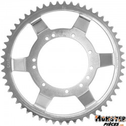 COURONNE CYCLO ADAPTABLE MBK 51 ROUE RAYONS 54 DTS (ALESAGE 94mm) 11 TROUS  -SELECTION P2R-