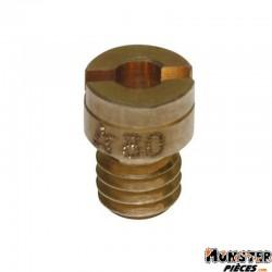 GICLEUR PRINCIPAL CARBU 4T GY6-139QMB  4mm  N� 80
