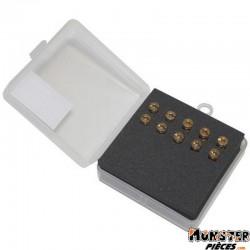 GICLEUR PRINCIPAL CARBU 4T GY6-139QMB  5mm  (BOITE DE 10, N�75-78-80-82-85-88-90-92-95-98)