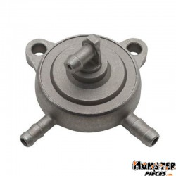 ROBINET ESSENCE MAXISCOOTER ADAPTABLE PEUGEOT 125 ELYSEO (DIAM 15mm)  -SELECTION P2R-