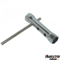 CLE A BOUGIE P2R STANDARD DIAM 18 mm-16 mm  - L 100 mm