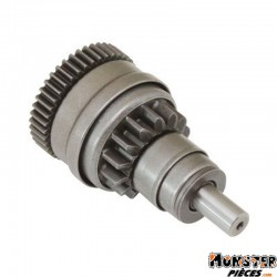 LANCEUR DE DEMARREUR MAXISCOOTER ADAPTABLE PIAGGIO 125 LIBERTY 2000>, 125 HEXAGON LX4 2000>, 125 SFERA 1996>, 125 VESPA ET4 1999