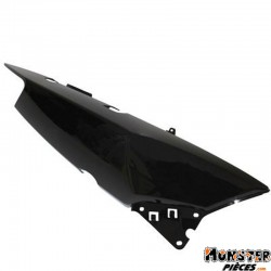 CARENAGE-COQUE AR MAXISCOOTER ADAPTABLE YAMAHA 500 TMAX 2008>2011 NOIR BRILLANT DROIT  -P2R-