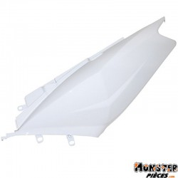 CARENAGE-COQUE AR MAXISCOOTER ADAPTABLE YAMAHA 500 TMAX 2001>2007 BLANC BRILLANT GAUCHE  -P2R-
