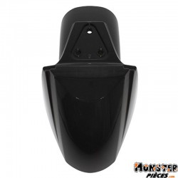 GARDE BOUE SCOOT AV ADAPTABLE MBK 50 OVETTO 1996>2007-YAMAHA 50 NEOS 1996>2007 NOIR BRILLANT