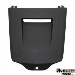 TRAPPE MOTEUR SCOOT REPLAY DESIGN EDITION POUR MBK 50 BOOSTER 2004>-YAMAHA 50 BWS 2004> NOIR MAT