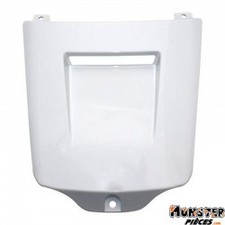 TRAPPE MOTEUR SCOOT REPLAY DESIGN EDITION POUR MBK 50 BOOSTER 2004>-YAMAHA 50 BWS 2004> BLANC BRILLANT