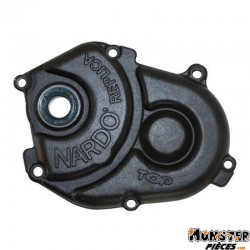 CARTER TRANSMISSION SCOOT TOP PERF NARDO POUR MBK 50 BOOSTER, STUNT, NITRO-YAMAHA 50 BWS, SLIDER, AEROX NOIR