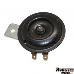 AVERTISSEUR-KLAXON SCOOT ADAPTABLE MBK-PEUGEOT-APRILIA-HONDA-PGO  -SELECTION P2R-