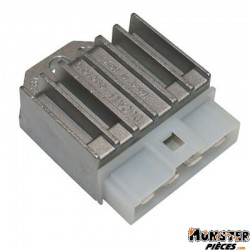 REGULATEUR 50 A BOITE ADAPTABLE MINARELLI 50 AM6-MBK 50 X-POWER, X-LIMIT-YAMAHA 50 TZR, DTR-PEUGEOT 50 XPS, XR6-RIEJU 50 RS1, SM
