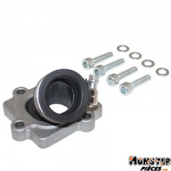 PIPE ADMISSION SCOOT MALOSSI MHR TEAM VITON 360ᄚ POUR MBK 50 NITRO, MACH G-YAMAHA 50 AEROX, JOG R-APRILIA 50 SRSR-MALAGUTI 50 F1