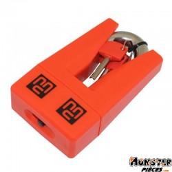 ANTIVOL BLOQUE DISQUE MAGGI MENIR 75 HAUTEUR 75mm (� 16mm) (CLASSE SRA)