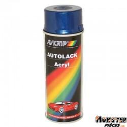 BOMBE DE PEINTURE MOTIP PRO METAL BLEU FONCE spray 400ml (53922)