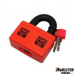 ANTIVOL BLOQUE DISQUE MAGGI SQUARE LOCK 38x30mm (� 18mm) (CADENAS-ANTIVOL U) (CLASSE SRA)