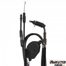TRANSMISSION GAZ SCOOT ADAPTABLE CPI 50 HUSSAR, OLIVER 2003>