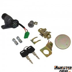 CONTACTEUR A CLE MAXISCOOTER ADAPTABLE SCOOTER 125 CHINOIS 4T GY6 152QMI  -SELECTION P2R-