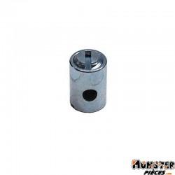 SERRE CABLE DE GAZ CYCLO � 5,0 mm, L 7,5 mm MAGURA (BOITE DE 100) (ALGI 00428010-100)