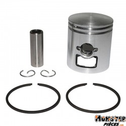 PISTON CYCLO ADAPTABLE PEUGEOT 103 MVL, SP, RCX, SPX, VOGUE (LETTRE G - DIAM 39,94)  -SELECTION P2R-