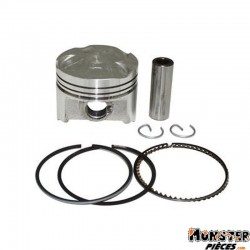 PISTON SCOOT ADAPTABLE MBK 50 OVETTO 4T-YAMAHA NEOS 4T (DIAM 38)  -SELECTION P2R-