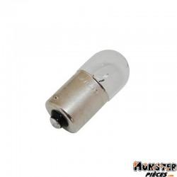 AMPOULE-LAMPE 12V  5W NORME R5W CULOT BA15S GRAISSEUR STANDARD BLANC (FEU DE POSITION) (BOITE DE 10)  -OSRAM-