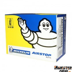 CHAMBRE A AIR 14''  60-100-14 MICHELIN 14MBR VALVE TR4 (CROSS)
