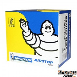 CHAMBRE A AIR 10''  2.50-10 A 2.75-10 MICHELIN 10MBR VALVE TR4 (CROSS)