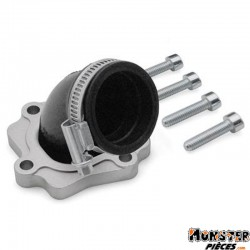 PIPE ADMISSION SCOOT POLINI 360ᄚ POUR MBK 50 NITRO, MACH G-YAMAHA 50 AEROX, JOG R-APRILIA 50 SR-MALAGUTI 50 F12 (POUR PHBH-VHST