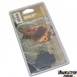 PLAQUETTE DE FREIN CL BRAKES POUR KYMCO 250 GRAND DINK 2001> AR (3071 MSC)