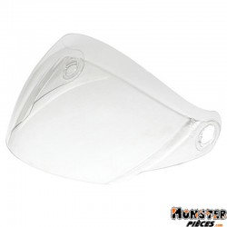 ECRAN DE CASQUE JET ADX JT4 TRANSPARENT